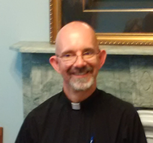 Fr. Ray Rick, Editor of The Catholic Herald