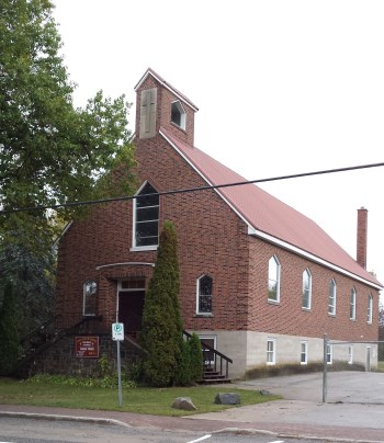 Our Lady of Mercy Parish in Honey Harbour