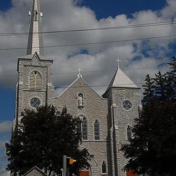 St. Mary of the Visitation Parish in Campbellford