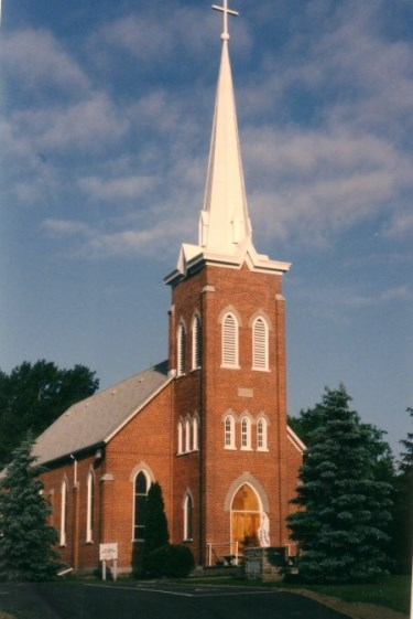 St. Alphonsus Parish in Wooler