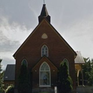 St. Joseph Parish in Powassan