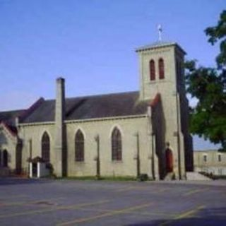 St. Luke Parish in Downeyville