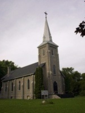 St. Jerome Parish in Warkworth