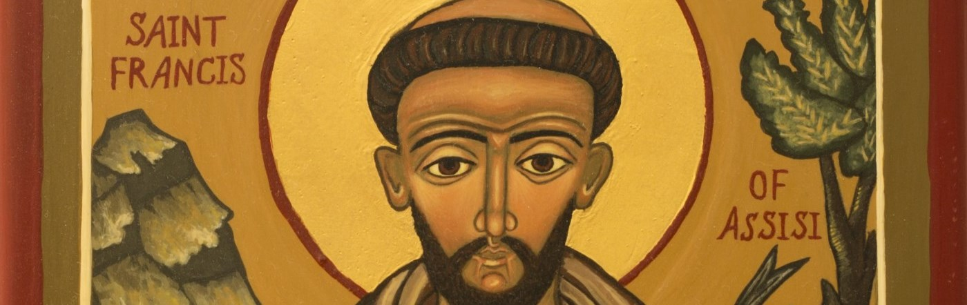 Icon of St. Francis of Assisi
