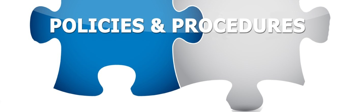 Policies and Procedures puzzle pieces