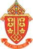 Roman Catholic Diocese of Peterborough logo