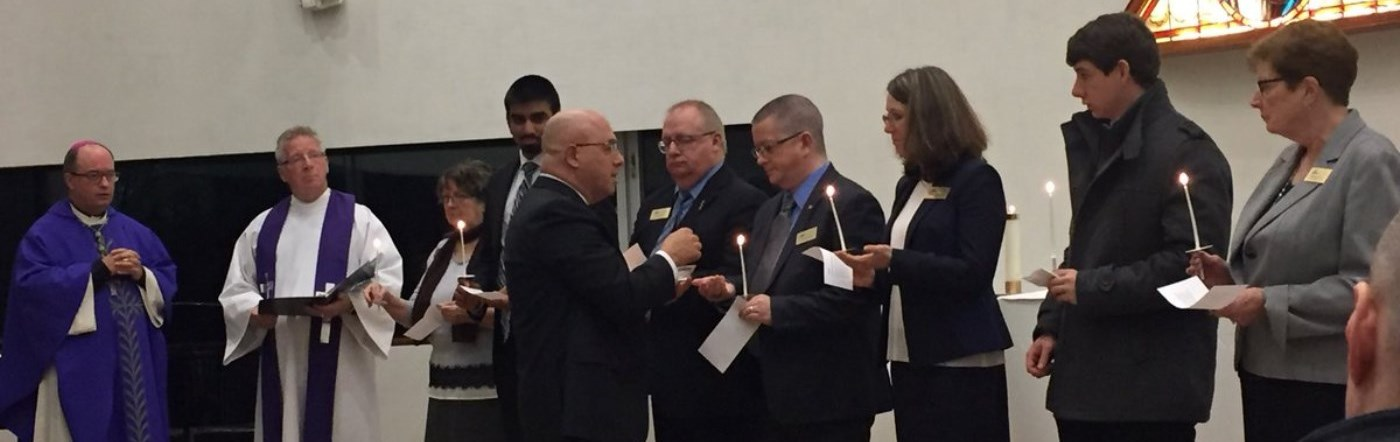 Commissioning of trustees for the PVNC Catholic School Board