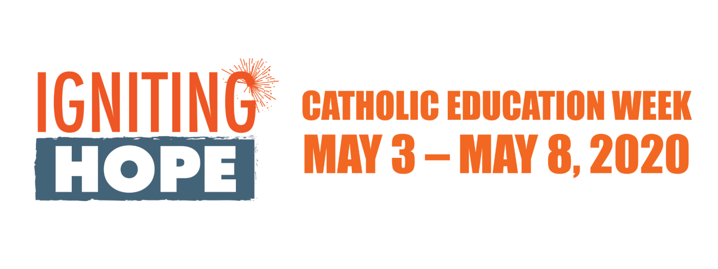 2020 Catholic Education Week Igniting Hope