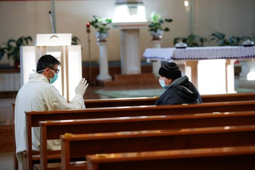 Sacrament of Reconciliation during the time of pandemic
