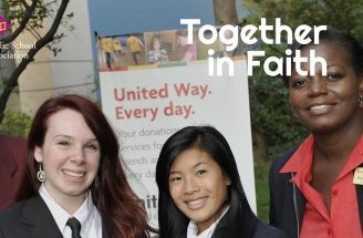 Together in Faith Campaign to support Catholic Schools