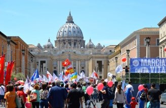 Life March in Rome