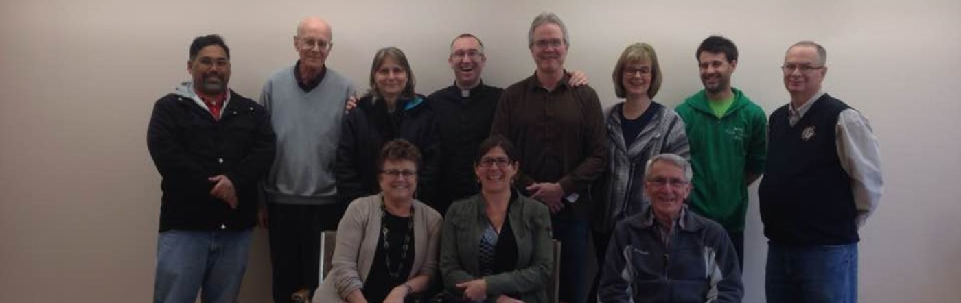 Vocation Team with Fr. John Perdue